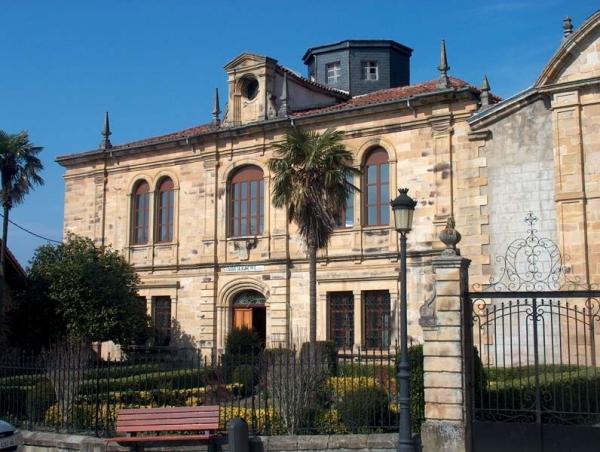 Colegio de los Padres Escolapios de Villacarriedo