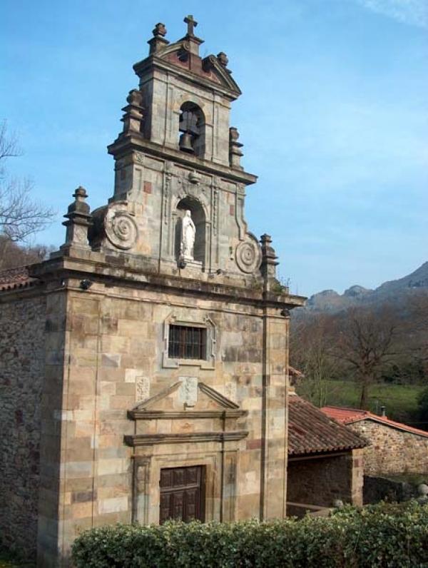 Ermita Santa María La Blanca Lierganes