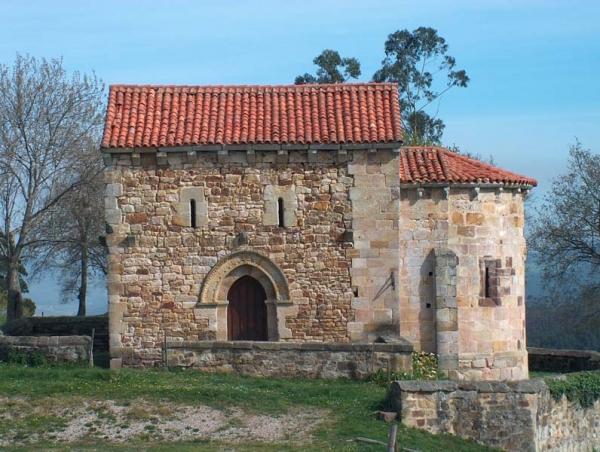 Ermita de San Miguel del Monte Carceña