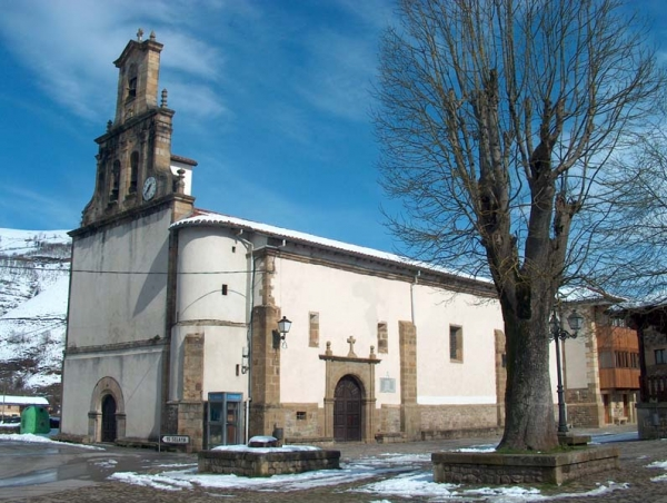 Iglesia de Nuestra Señora de la Vega