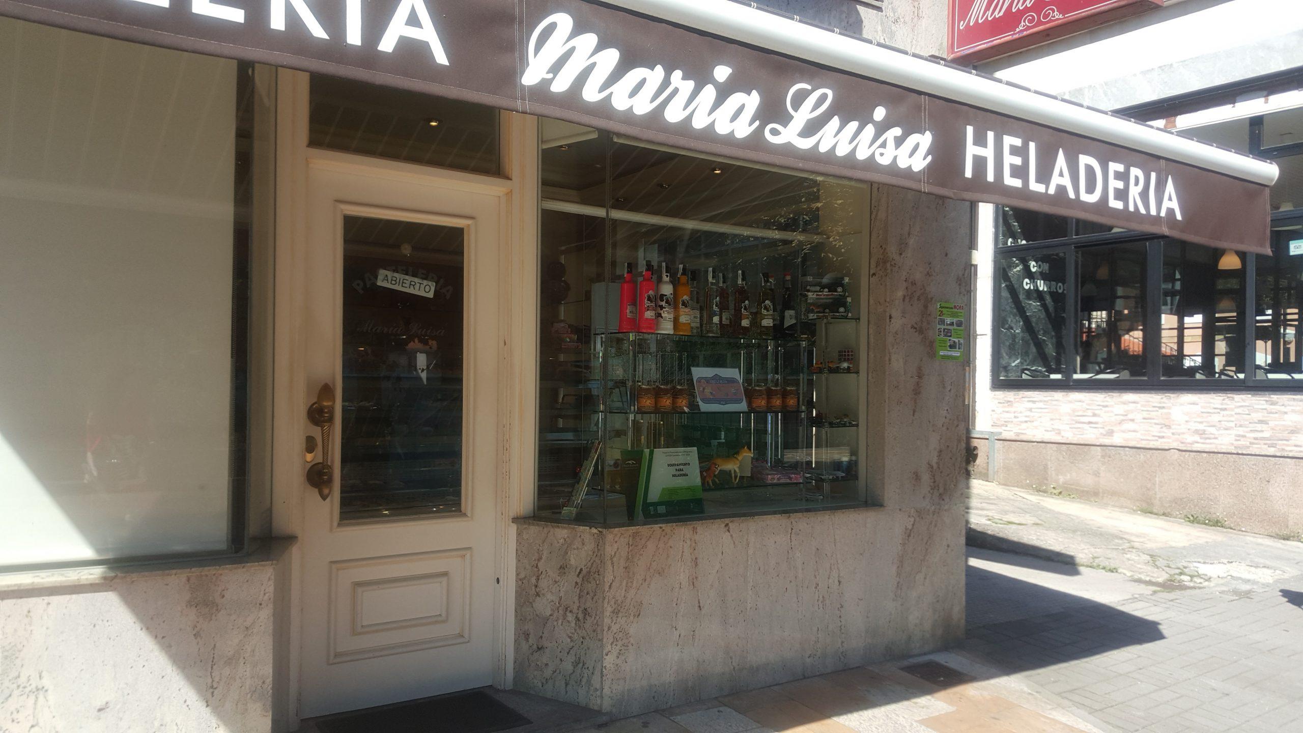 Pastelería Maria Luisa