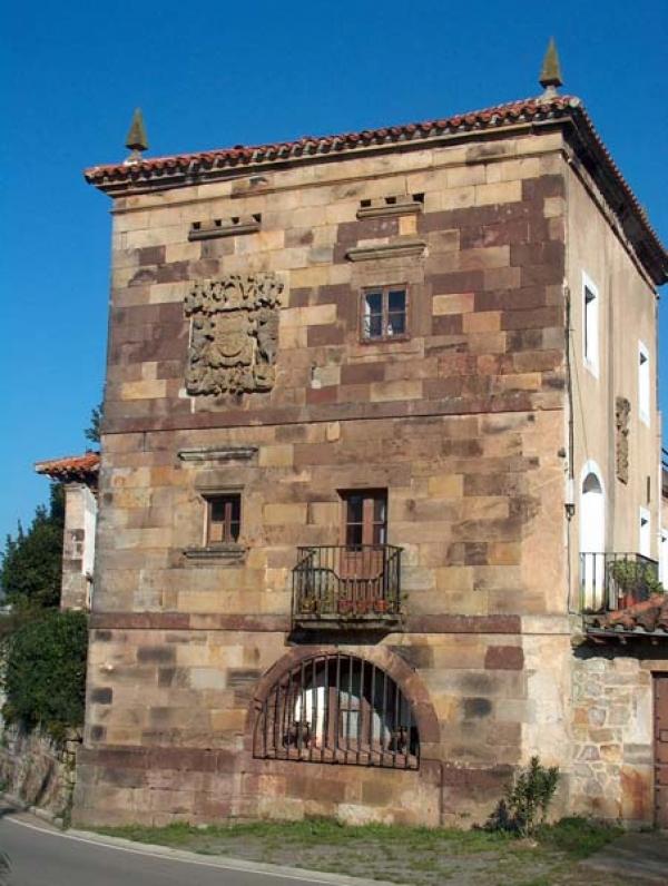 Torre de Penagos - Palacio de Miranda
