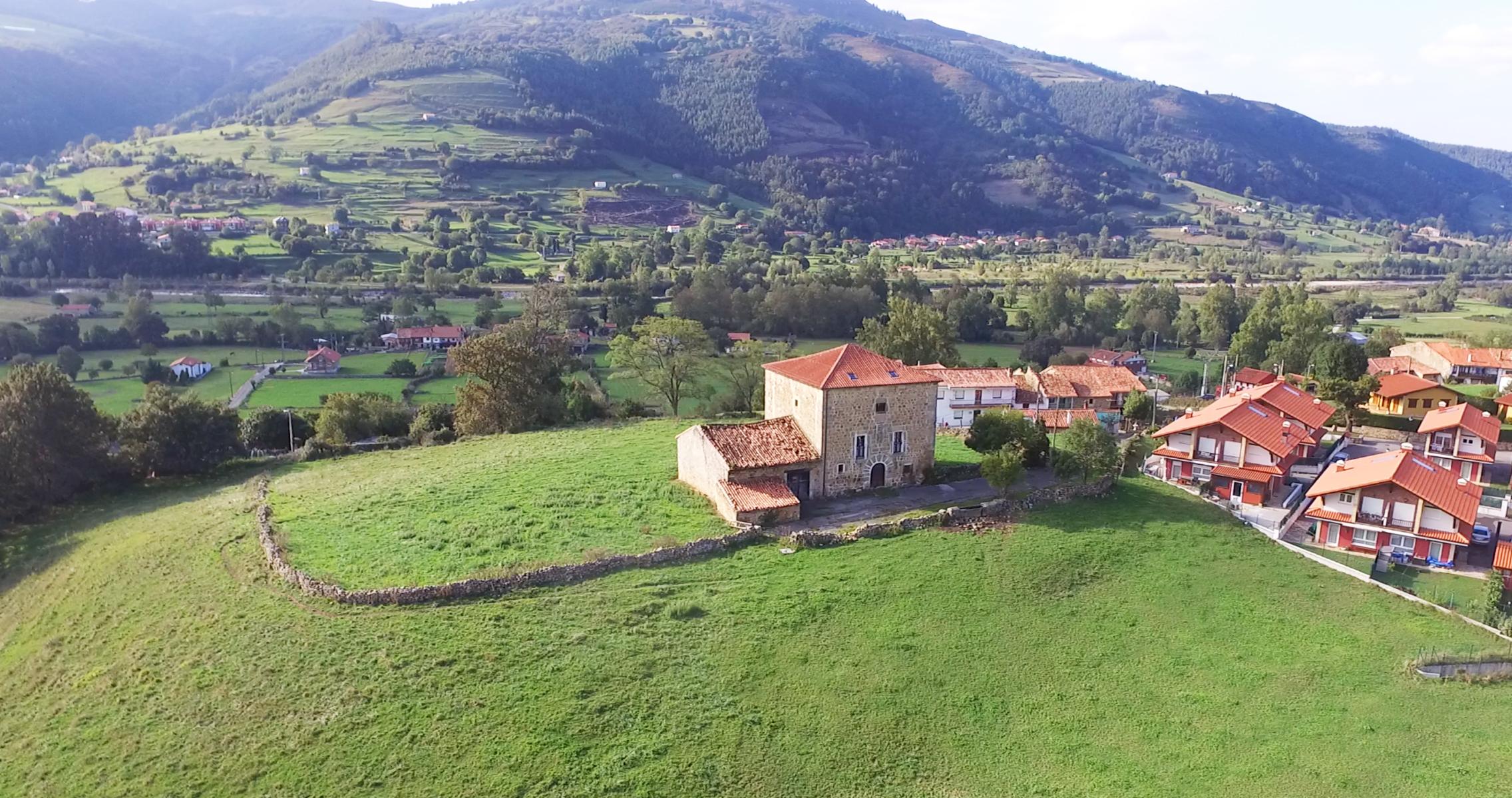 La Torre de Villegas de Villasevil