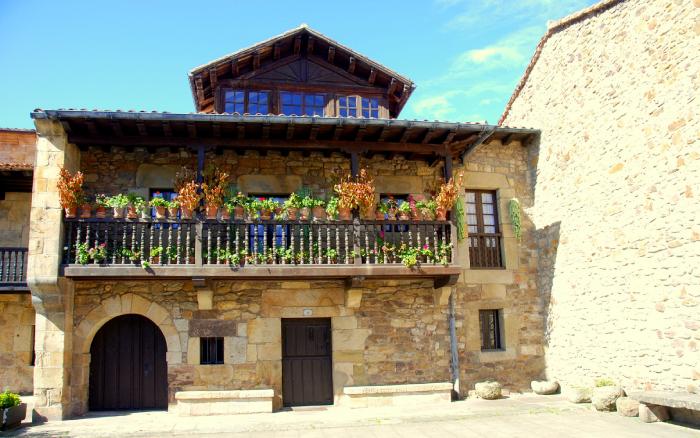 Casa de Rañada Rubalcaba
