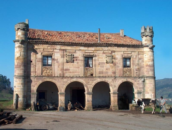 Palacio de Ceballos El Caballero