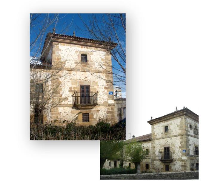 Casa del Patriarca Selaya