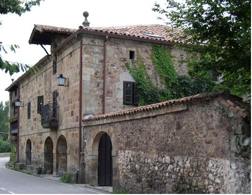 Lucas de Hermosa – Casa del ÁngelLíérganes