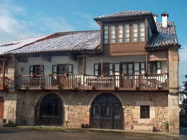 Casona de Cabello San Román de Cayón