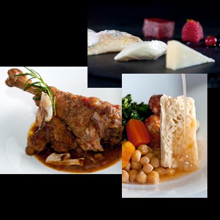 Gastronomía de los Valles Pasiegos