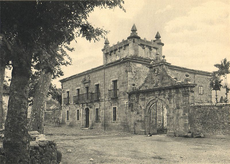 Palace of Donadío