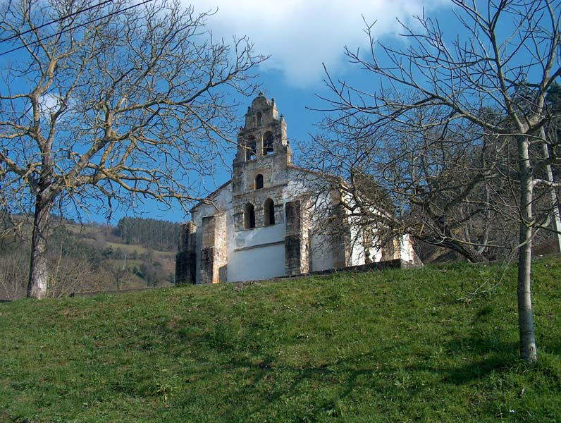 Church of Santo Tomás
