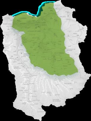 Pisueña Valley