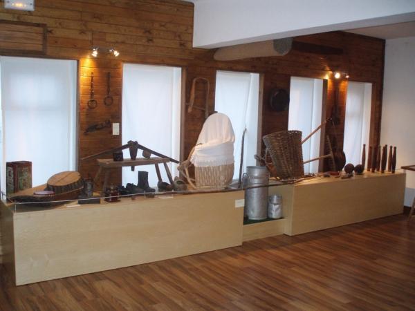 Museo de interpretación casa del pasiego