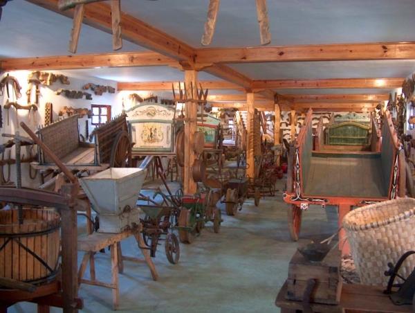 Museo etnografico el hombre y el campo