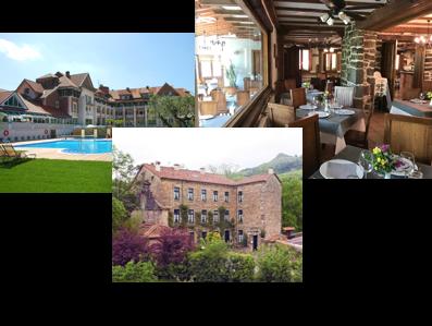 Alojamientos y restaurantes Valles Pasiegos