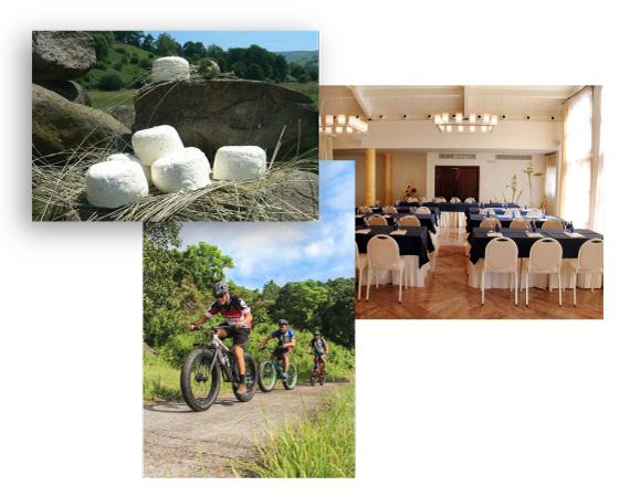 turismo activo reuniones en la naturaleza