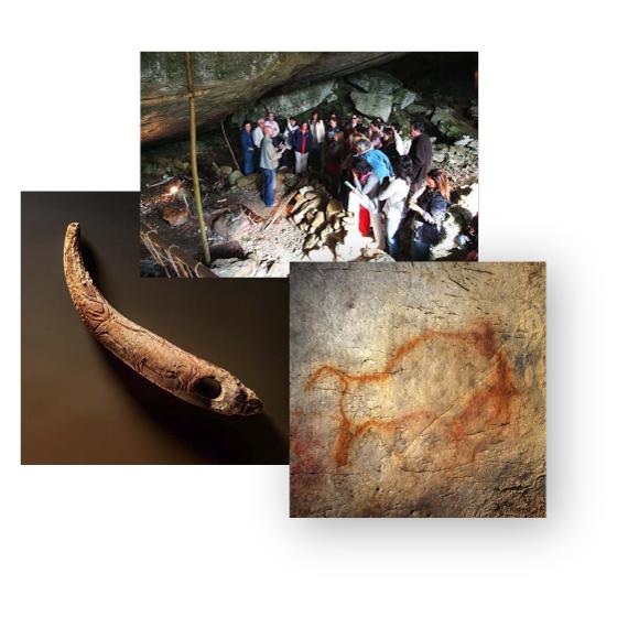Paleolítico en Valles Pasiegos