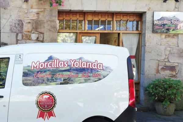 Carnicería Morcillas Yolanda