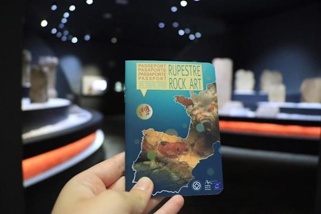 """Presentado el """"Pasaporte Rupestre"""" para impulsar el turismo."""